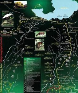 map rinjani